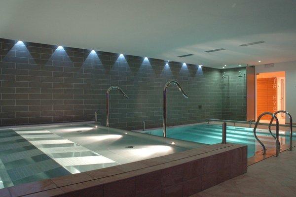 La piscina Centro benessere Afrodite Spa