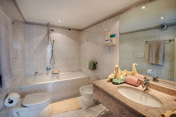 Foto del bagno Residence Appartements Peter