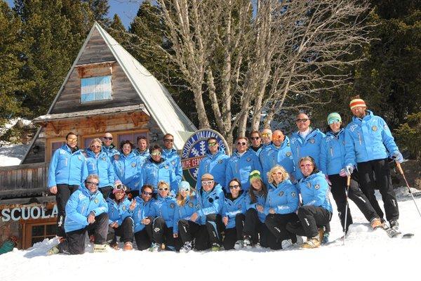 Foto di presentazione Scuola sci Alpe Cermis - Cavalese