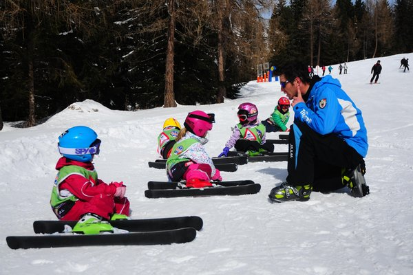 Winter activities Val di Fiemme