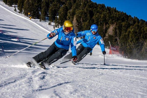 Foto di presentazione Scuola sci e snowboard Alpe di Pampeago
