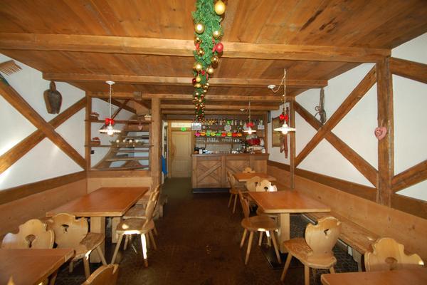 Il ristorante Bellamonte La Morea 3.0