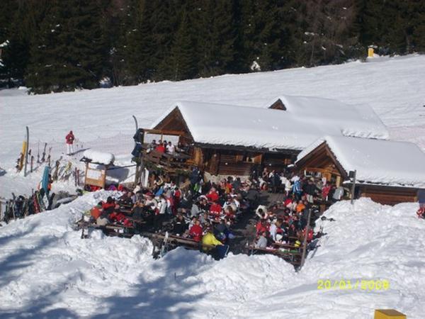 Foto esterno in inverno La Morea 3.0