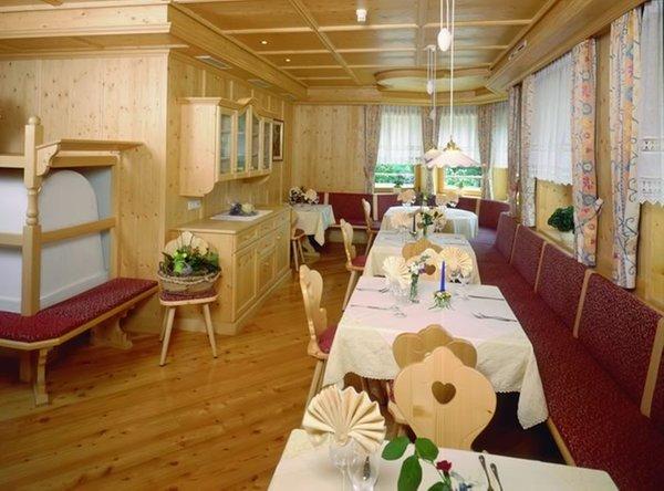 Il ristorante Vipiteno Sonnenheim