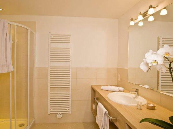 Photo of the bathroom Hotel Klammer