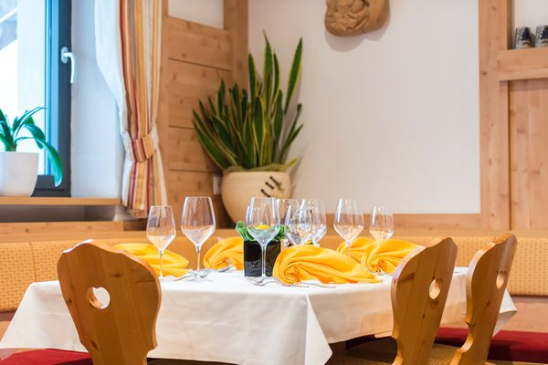 The restaurant Vipiteno / Sterzing Klammer