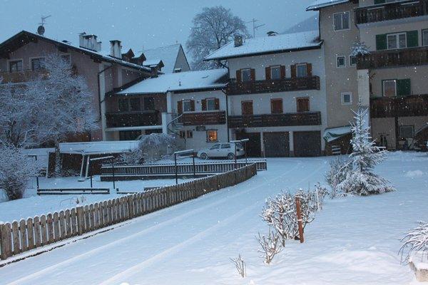 Foto esterno in inverno Färbe
