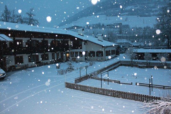 Foto invernale di presentazione Färbe - Garni (B&B) + Appartamenti 2 stelle