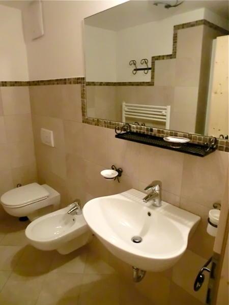 Foto del bagno Appartamenti Virtus e Otium - Maso Felderer