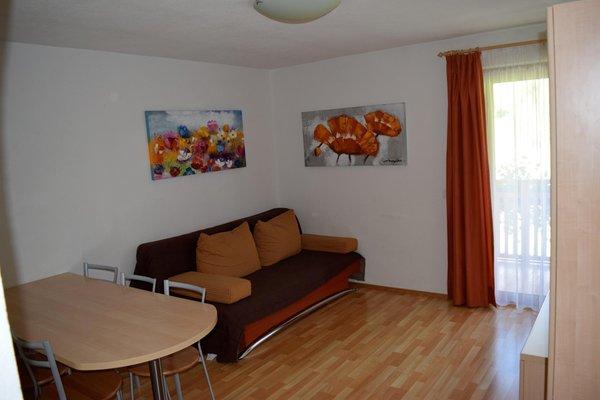 La zona giorno Hatzlhof - Appartamenti 3 soli