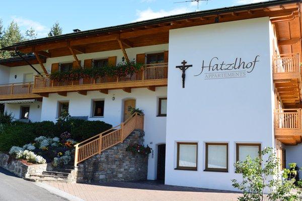 Foto esterno in estate Hatzlhof