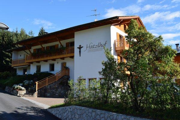 Foto estiva di presentazione Hatzlhof - Appartamenti 3 soli
