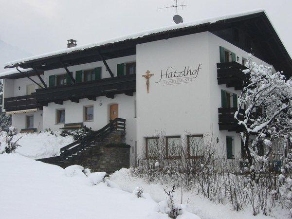 Foto esterno in inverno Hatzlhof