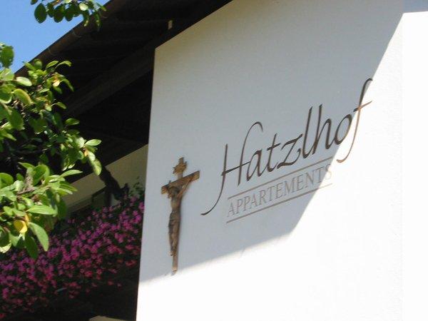 Foto esterno Appartamenti Hatzlhof