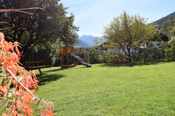 Foto del giardino Vipiteno
