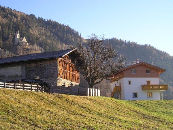 Foto esterno in estate Jagerhof