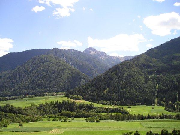 Panorama Campo di Trens (Vipiteno e dintorni)
