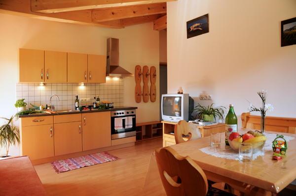 Foto della cucina Jagerhof