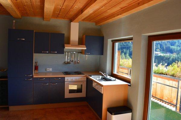 Foto della cucina Martlerhof