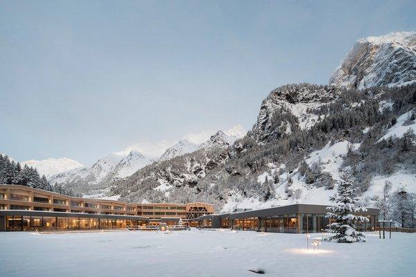 Photo exteriors in winter Feuerstein Nature Family Resort