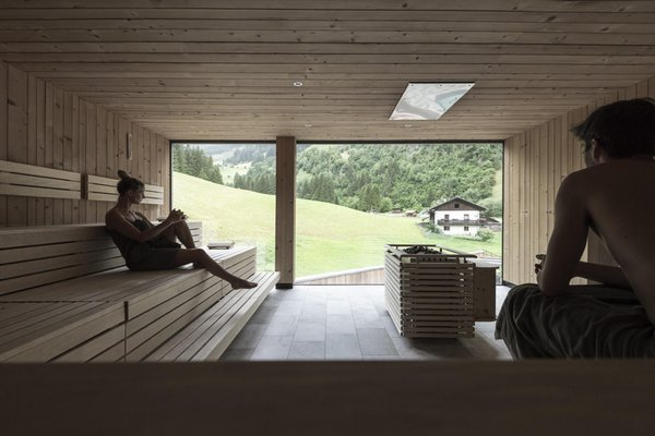 Photo of the sauna Fleres - Colle Isarco / Pflersch - Gossensass