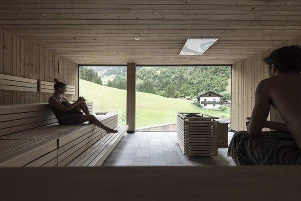 Foto della sauna Fleres - Colle Isarco