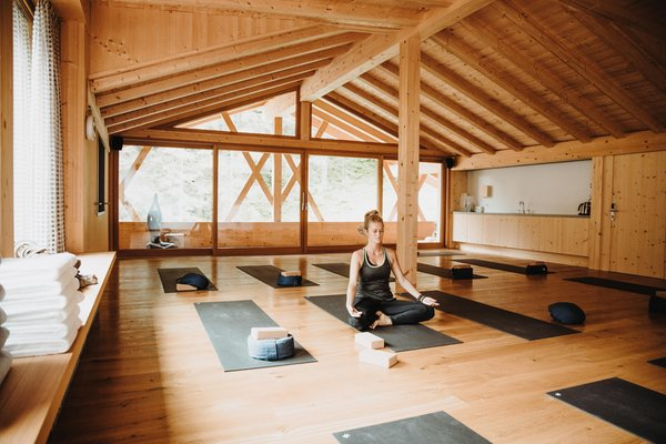 Foto della zona fitness Feuerstein Nature Family Resort