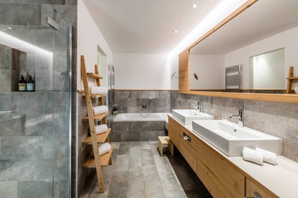 Photo of the bathroom Feuerstein Nature Family Resort