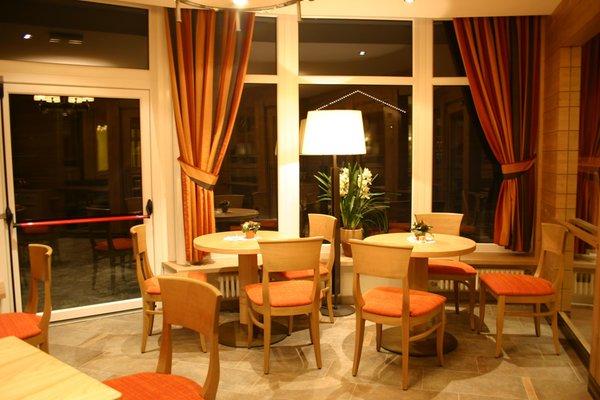 Le parti comuni Hotel Alpin