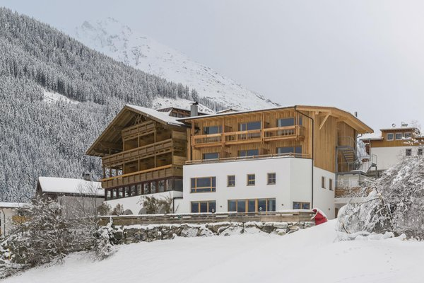 Foto invernale di presentazione Aktivhotel Panorama