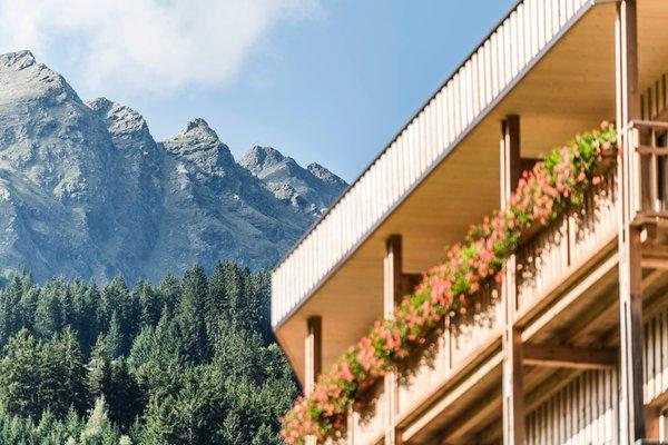 Foto esterno in estate Aktivhotel Panorama
