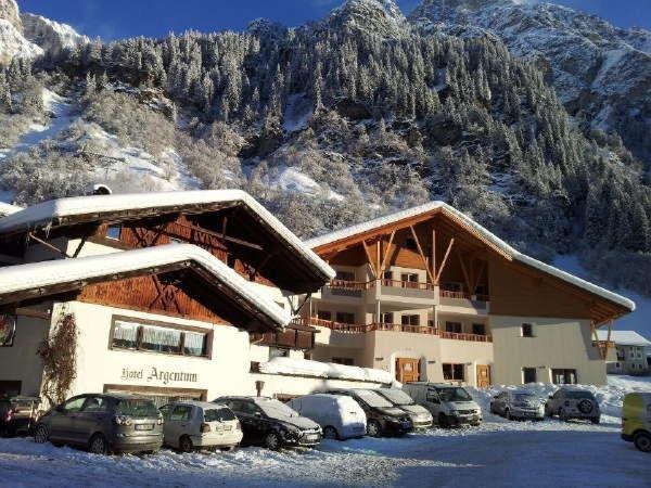 Winter Präsentationsbild Argentum - Hotel 3 Sterne