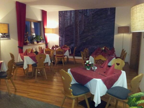 Das Restaurant Pflersch – Gossensass Argentum