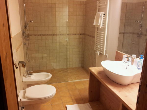 Photo of the bathroom Hotel Argentum