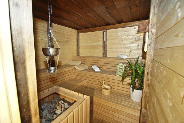 Foto della sauna Colle Isarco