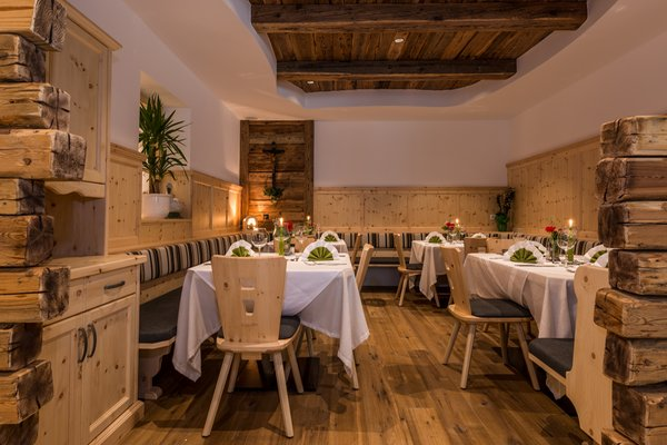 Il ristorante Colle Isarco Alpin Hotel Gudrun Flair & Activities