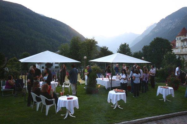 Foto del giardino Colle Isarco