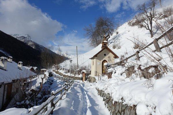 Bildergalerie Eisacktal Winter