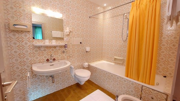 Photo of the bathroom Hotel Schuster