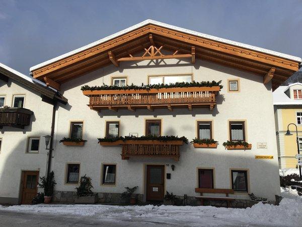 Foto invernale di presentazione Appartamenti Heidenberger Scuole - Appartamenti 3 soli