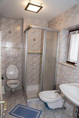 Foto del bagno Appartamenti Heidenberger Scuole