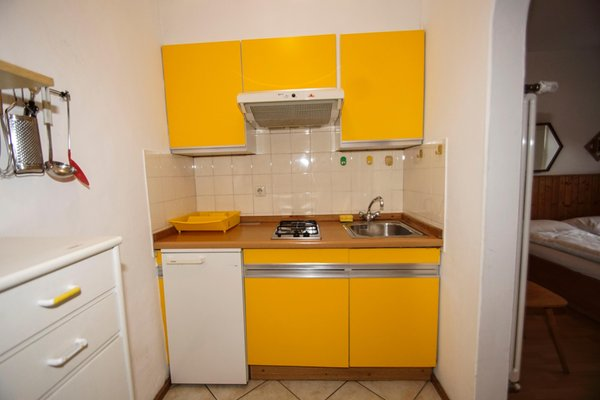 Foto della cucina Appartamenti Heidenberger Scuole