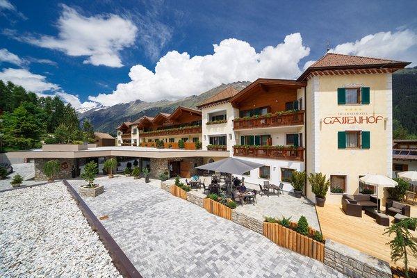 Foto estiva di presentazione Hotel Gassenhof
