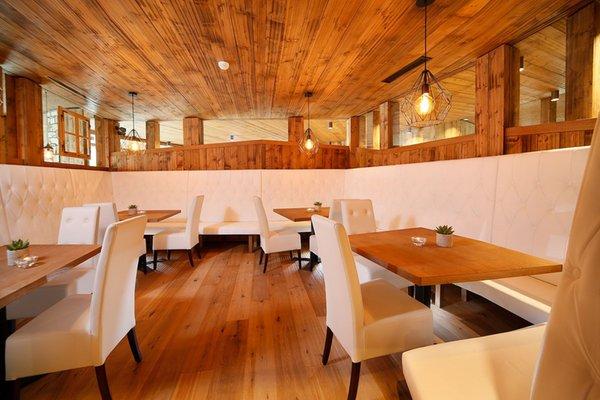 Il ristorante Ridanna Gassenhof