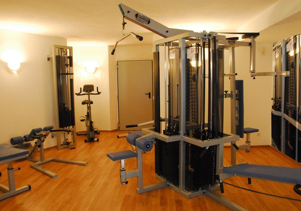 Photo of the fitness area Hotel Bergblick