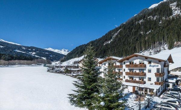 Photo exteriors in winter Bergblick