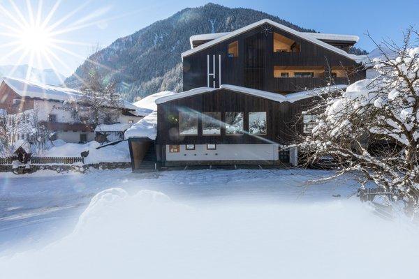 Winter presentation photo Wanderhotel Jaufentalerhof