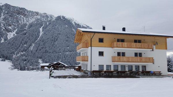 Winter Präsentationsbild Gasthof Blosegg