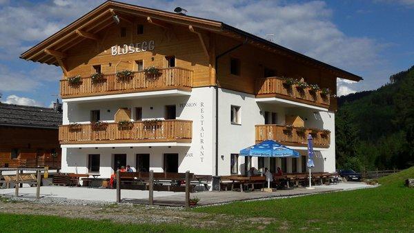 Sommer Präsentationsbild Gasthof Blosegg