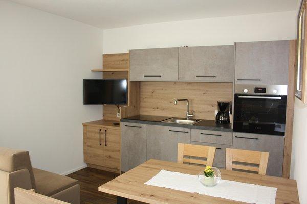 Foto der Küche Haus Parigger